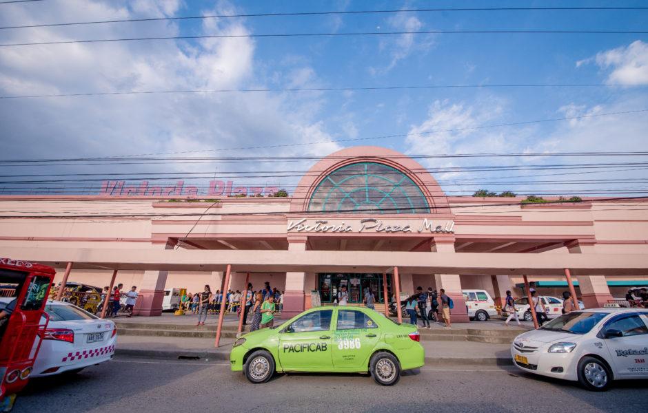 ④ショッピングモールVictoria plaza