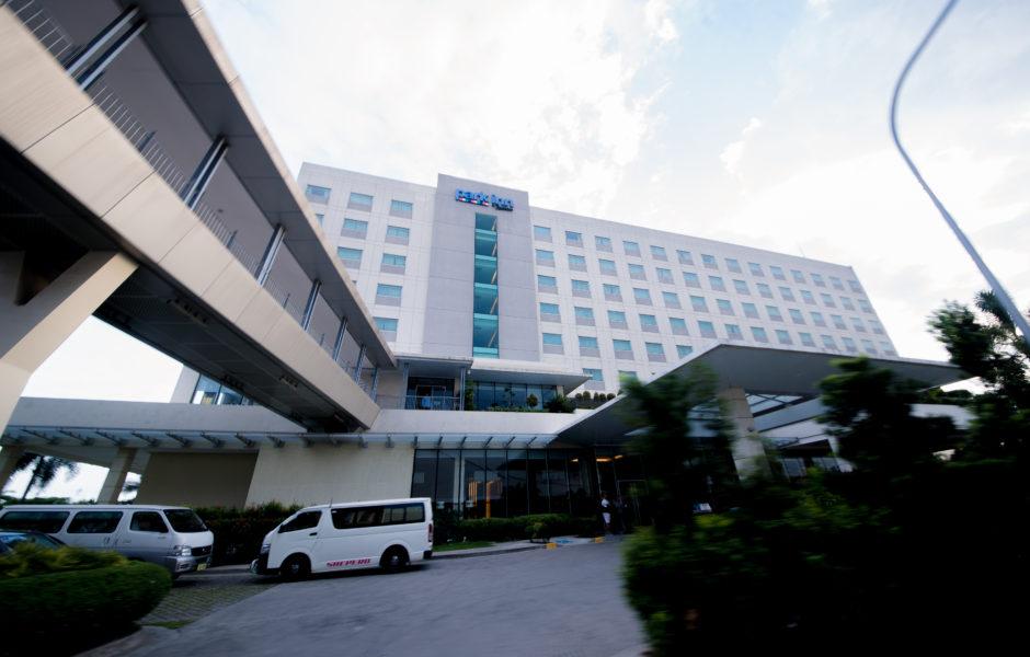 ⑦Park inn Hotel